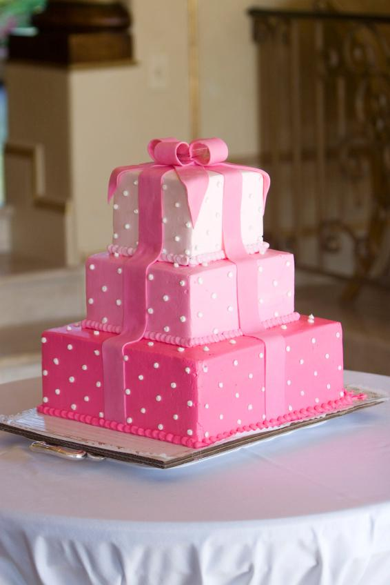 Stacked Cake Designs