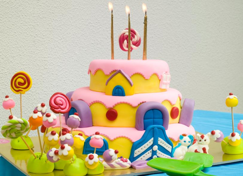 Kids Birthday Cake Pictures Slideshow