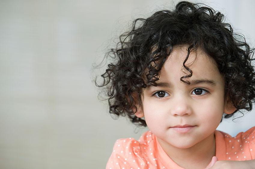 Fine Hairstyles For Little Girls Slideshow Hairstyles For Women Draintrainus