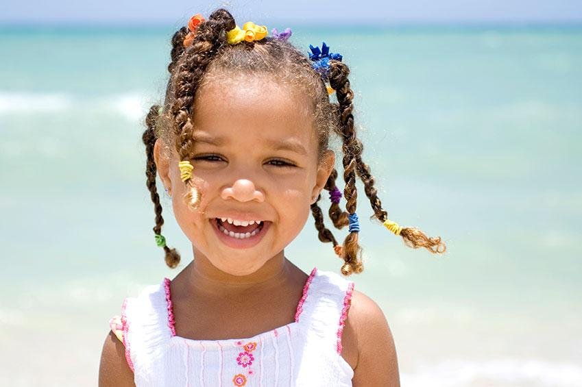 Hairstyles For Little Girls Slideshow