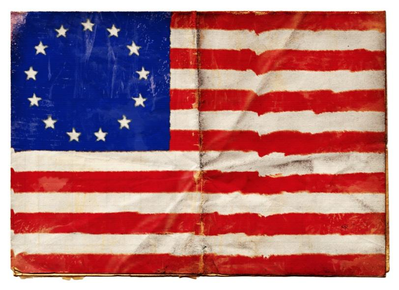 American flag history for kids slideshow for History of american flags