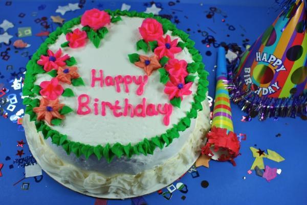 Ideas Para Decorar Tortas De Ninos Ideas Para Una Decoracion Floral - Decoracion-de-tortas-infantiles
