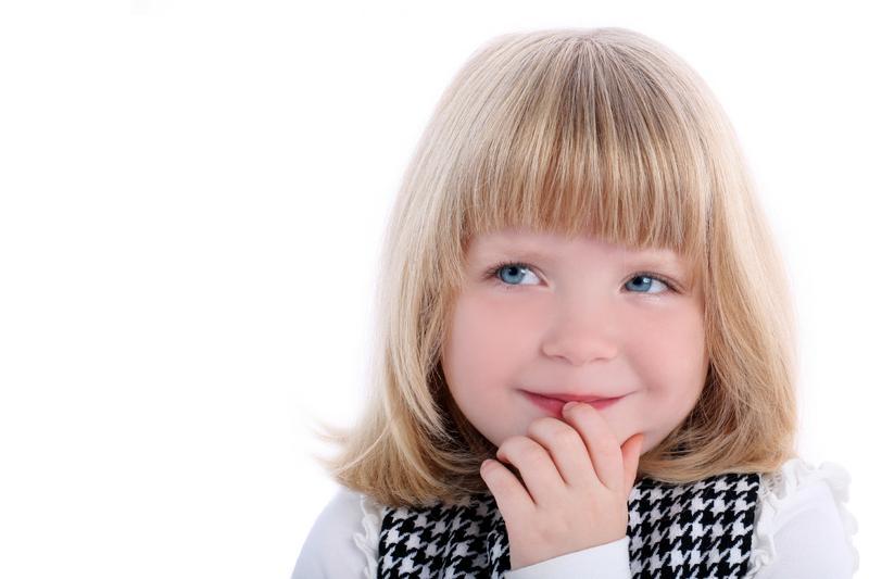 Enjoyable Hairstyles For Little Girls Slideshow Hairstyles For Women Draintrainus