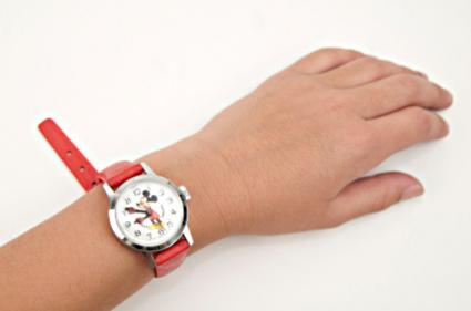 micky mouse watch