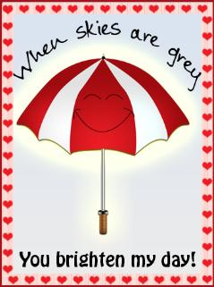 printable valentine card 1
