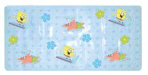 Avoid slips with SpongeBob.