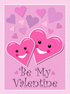 Printable Valentines Cards 1 new