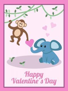 Printable Valentines Cards 2