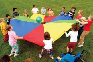 classic play parachute