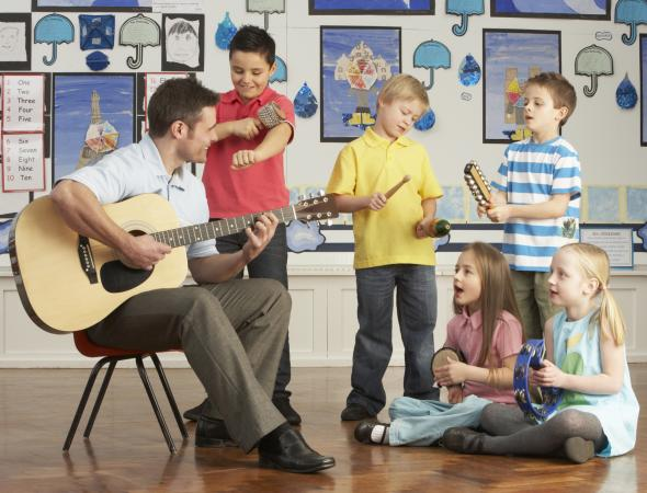 Musical Classroom