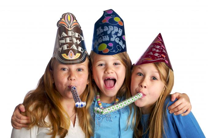 Kid's New Year Party