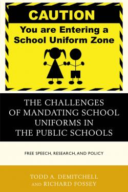 uniforms in public schools a decade of research and debate Available in the national library  uniforms in public schools : a decade  brunsma, david l uniforms in public schools : a decade of research and debate .