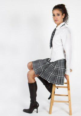 The School Uniform Debate: An Image Consultant Weighs In