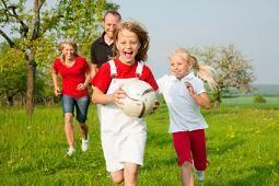 Summer games for kids can get your children outdoors and active.
