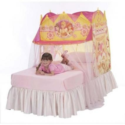 Princess bed tent at Amazon