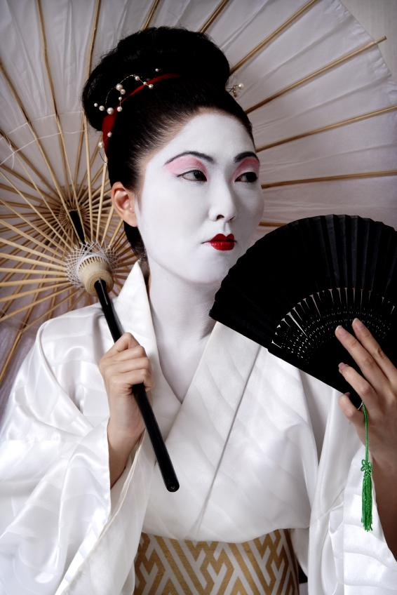 Pictures Of Geisha Makeup Slideshow