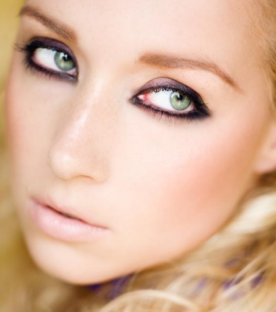 Natural Aquamarine Eyes