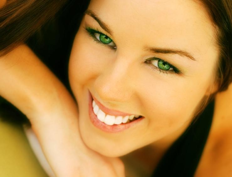 green eyes makeup - photo #44