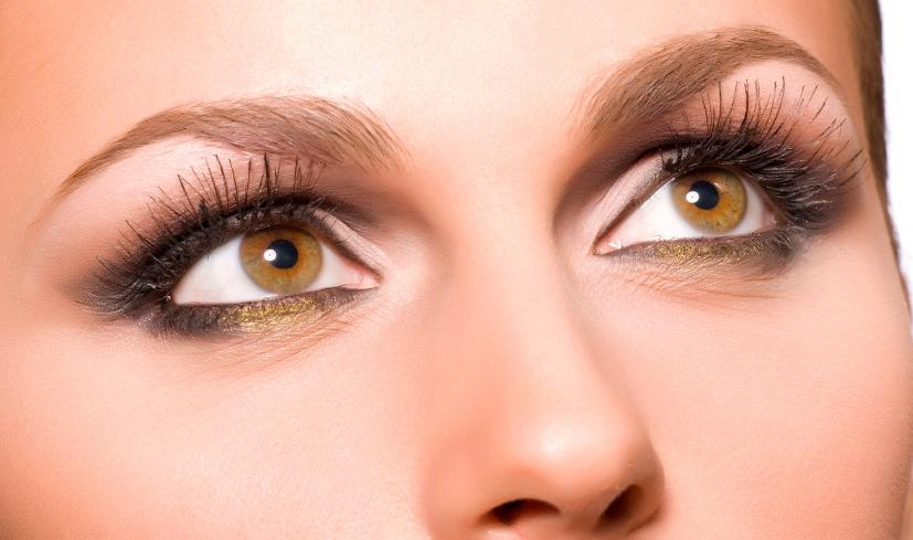 Gallery of Makeup Colors for Hazel Eyes [Slideshow]