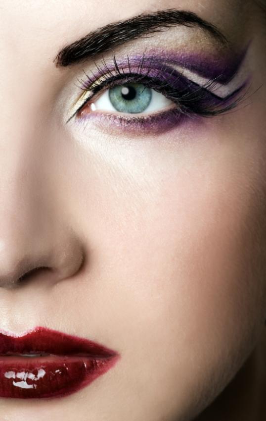 Creative Makeup Looks [Slideshow]