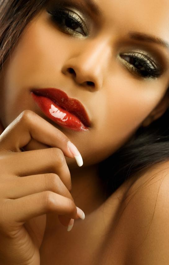 Evening Makeup Slideshow