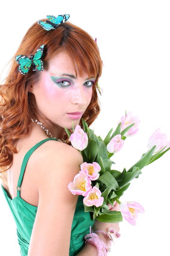 Halloween Fairy Makeup Idea Photos