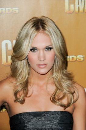 Carrie Underwood at the 44th CMA Awards