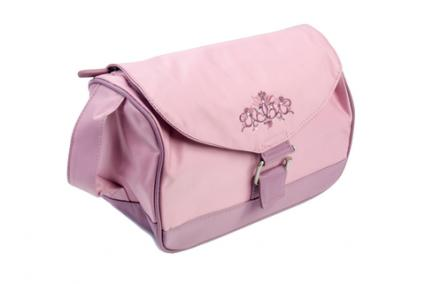 Medium size cosmetics bag; Copyright Zakaz at Dreamstime.com