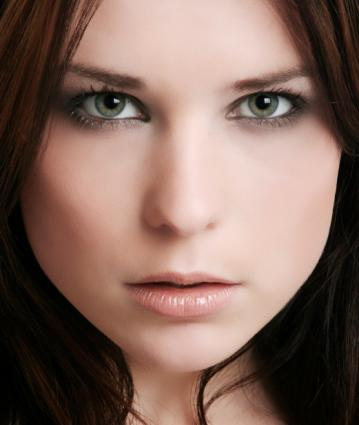 Makeup ideas green eyes