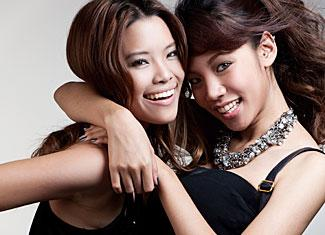 Asian Beauties
