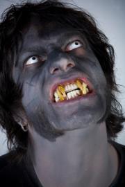 Scary werewolf