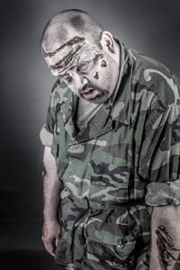 zombie wound makeup