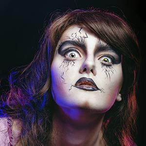 Good and scary witch makeup looks lovetoknow witch face makeup ccuart Images