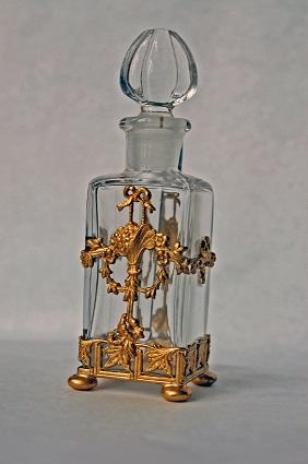 Antique perfume bottle