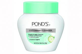Pond's Cool Cucumber Classic Deep Cleanser & Makeup Remover