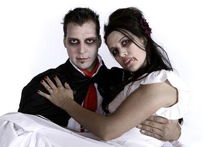 easy vampire makeup for men and women lovetoknow
