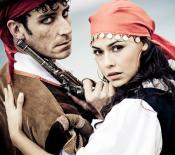 Halloween Pirate Makeup