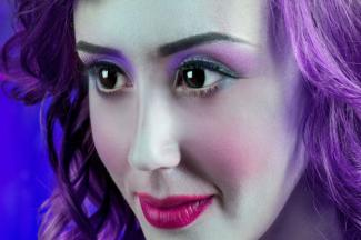 How to Create Five Different Halloween Eye Looks
