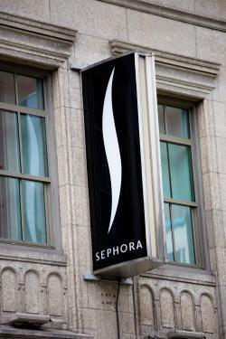Sephora in Montreal, Canada