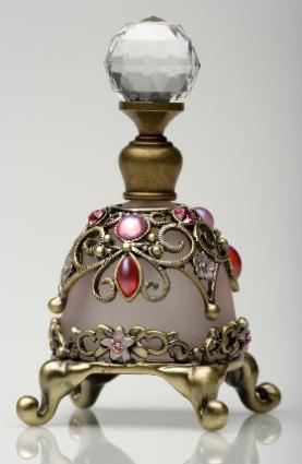 decorative perfume bottle