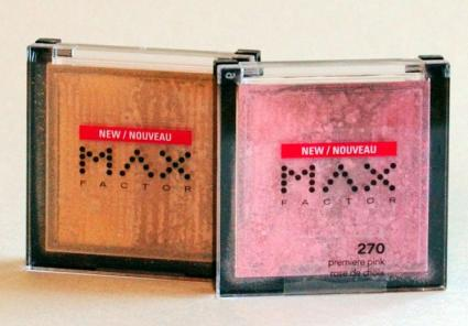 Max Factor Eye Makeup Review