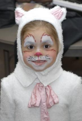 Pin by Sirin Lydersen on Face Painting Kids Pinterest Bunny