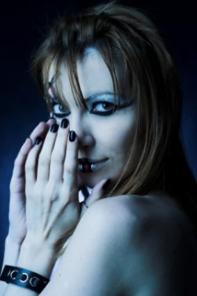 gothic makeup ideas. Gothic Makeup Ideas