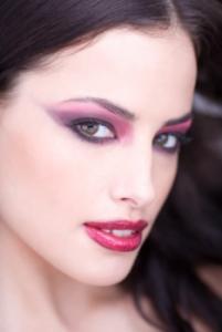 colorful eye makeup