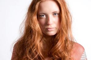 makeup that goes with red hair lovetoknow