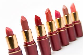 tube of lipstick