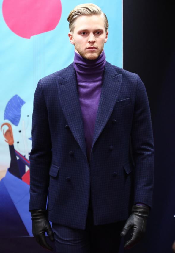 Modern 80s Men's Fashions Gallery [Slideshow]