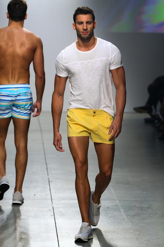 male summer fashion slideshow