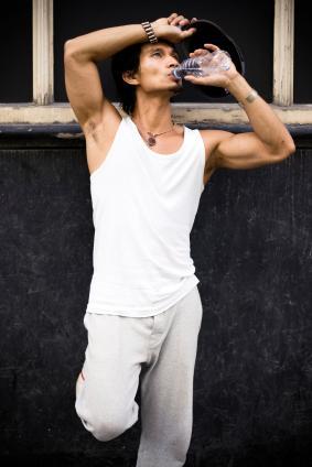 Modern White Tank Tops Fashion for Men in Summer Season