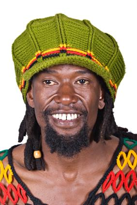 Afro Large Rasta Hat Fashion for Black Men in Spring